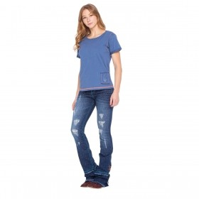 T-Shirt Zenz Western Sereno