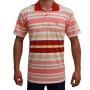 Camiseta Polo Classic Salmão