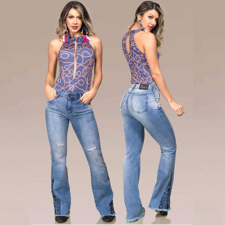 Body Feminino Gola Alta Buphallos