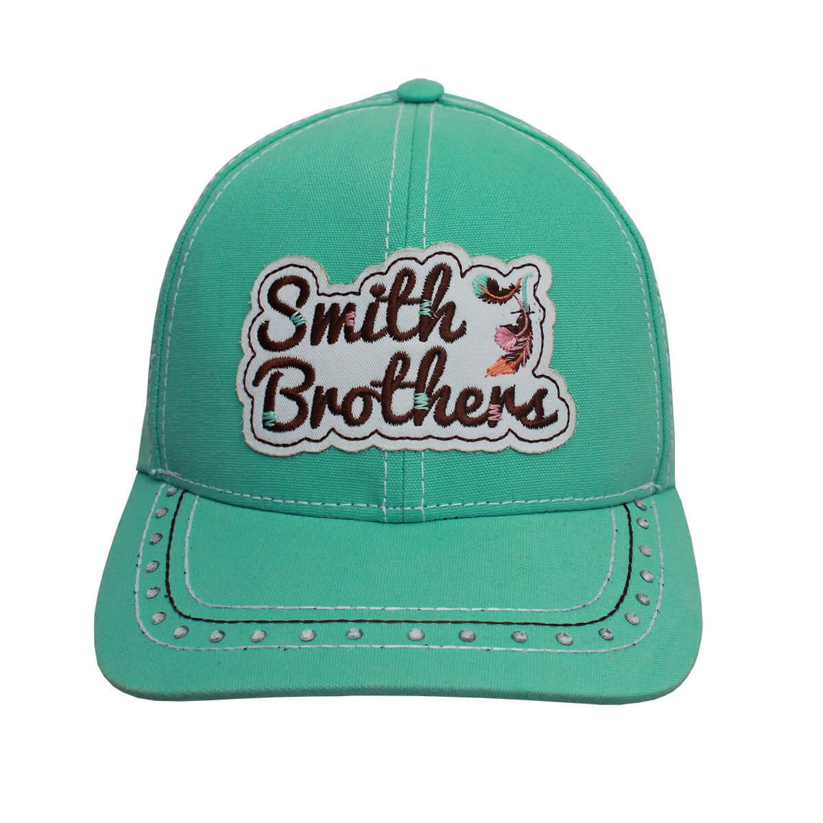 Boné Smith Brothers Feminino Com Strass