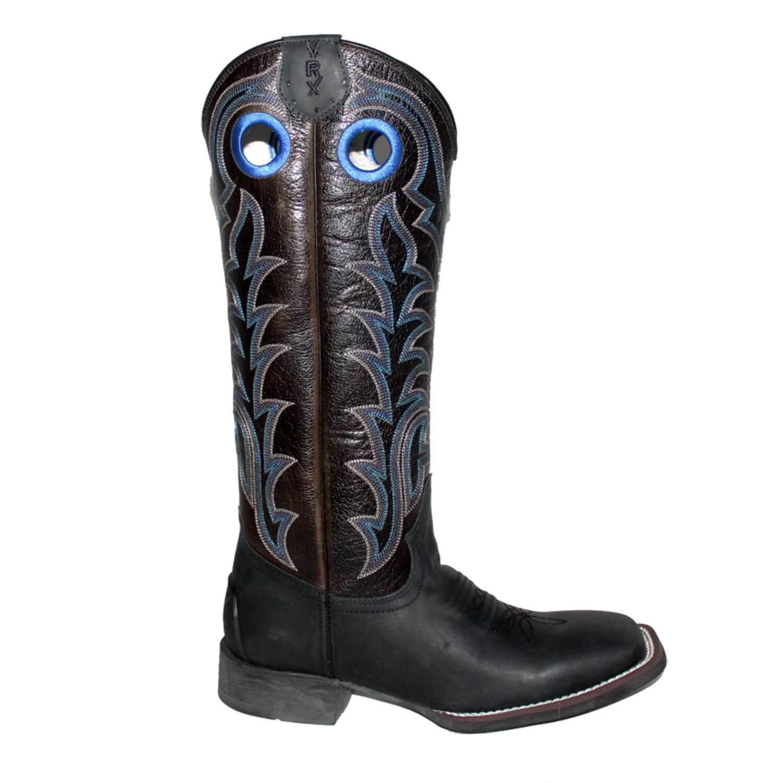 Bota Vimar Boots Masculina Fossil Preto Cinza - Arena Country Echaporã 20eb3244185