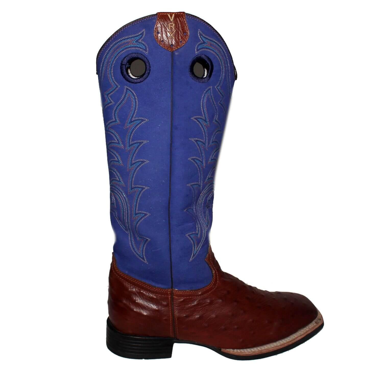 Bota Vimar Boots Masculina Havana Azul Royal