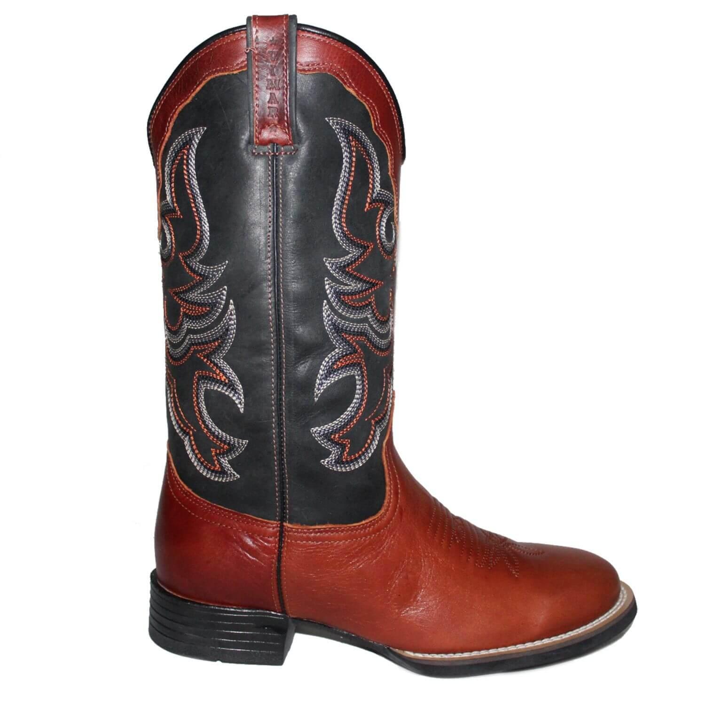 Bota Vimar Boots Masculina Pinhão Preto
