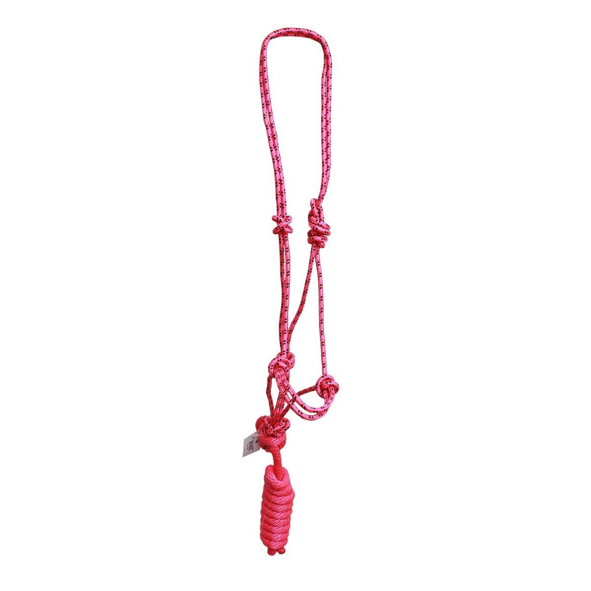 Cabresto Partrade Importado De Nylon Pink
