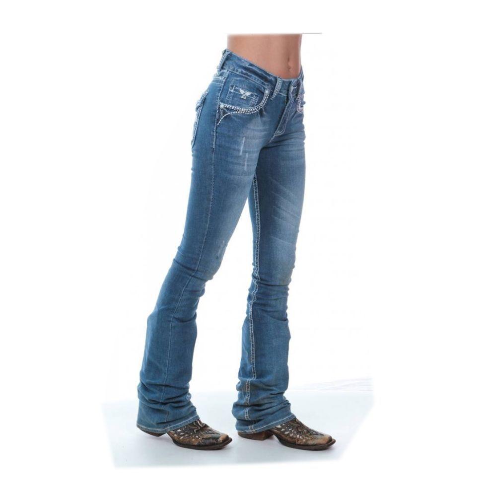 Calça Jeans Feminina Venezia Zenz