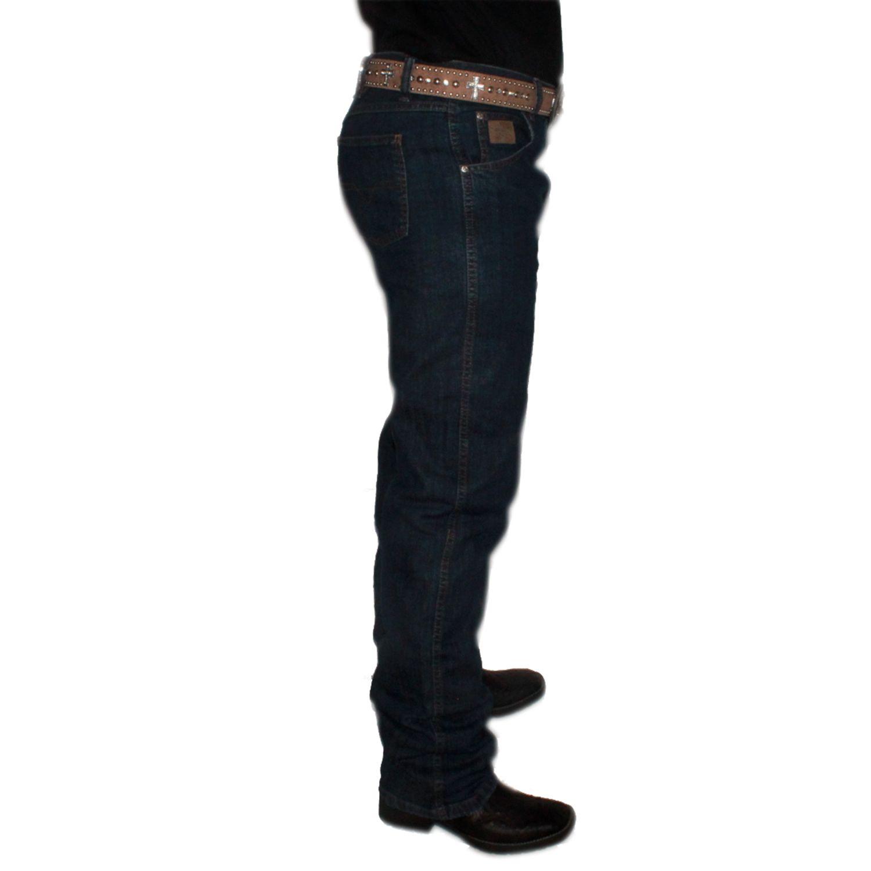 Calça Jeans Indian Farm Elastano WG - Arena Country Echaporã 77ff328f98a