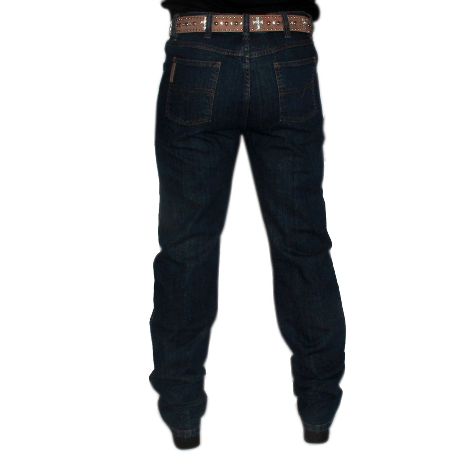Calça Jeans Indian Farm Elastano WG