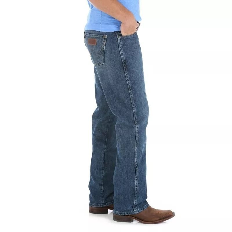 Calça Wrangler Nacional Masculina Jeans 13M68BM36 - Arena Country Echaporã 382106ecfef