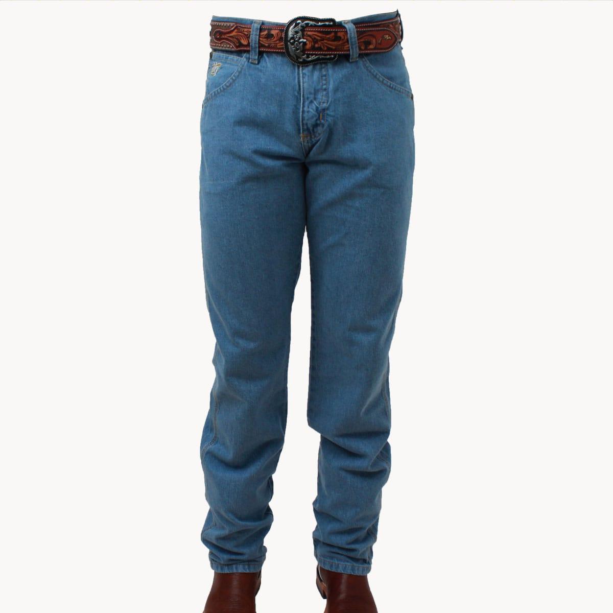 Calça Jeans Masculina Nossa Terra Delavê