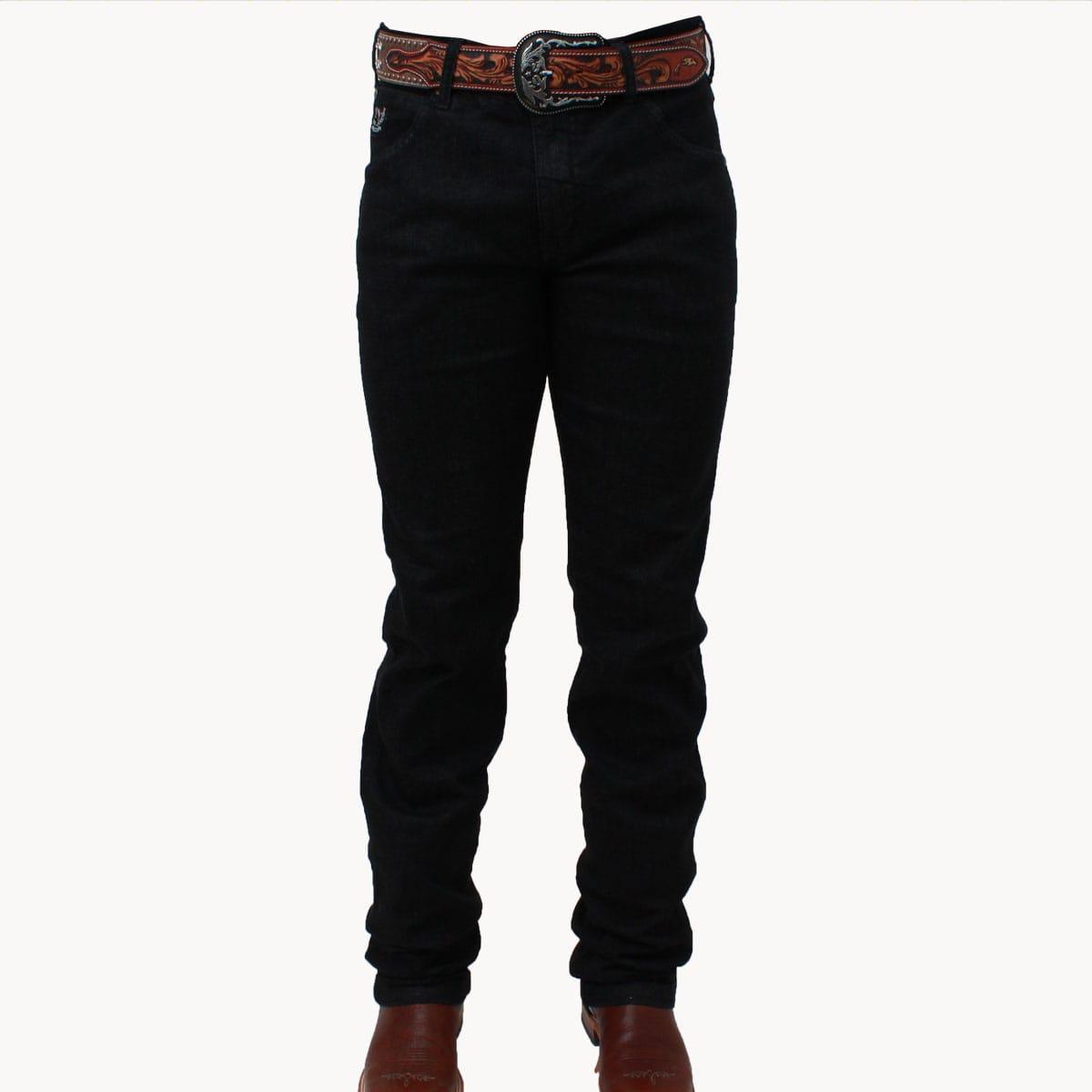 Calça Jeans Masculina Nossa Terra Preta