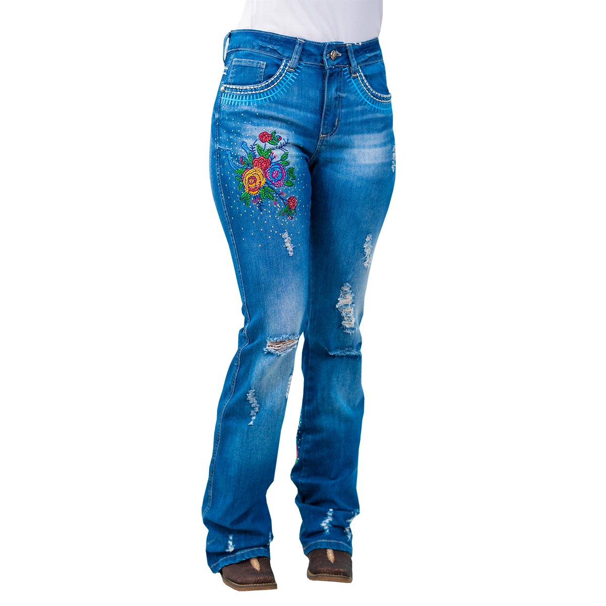 Calça Miss Country Jeans Route