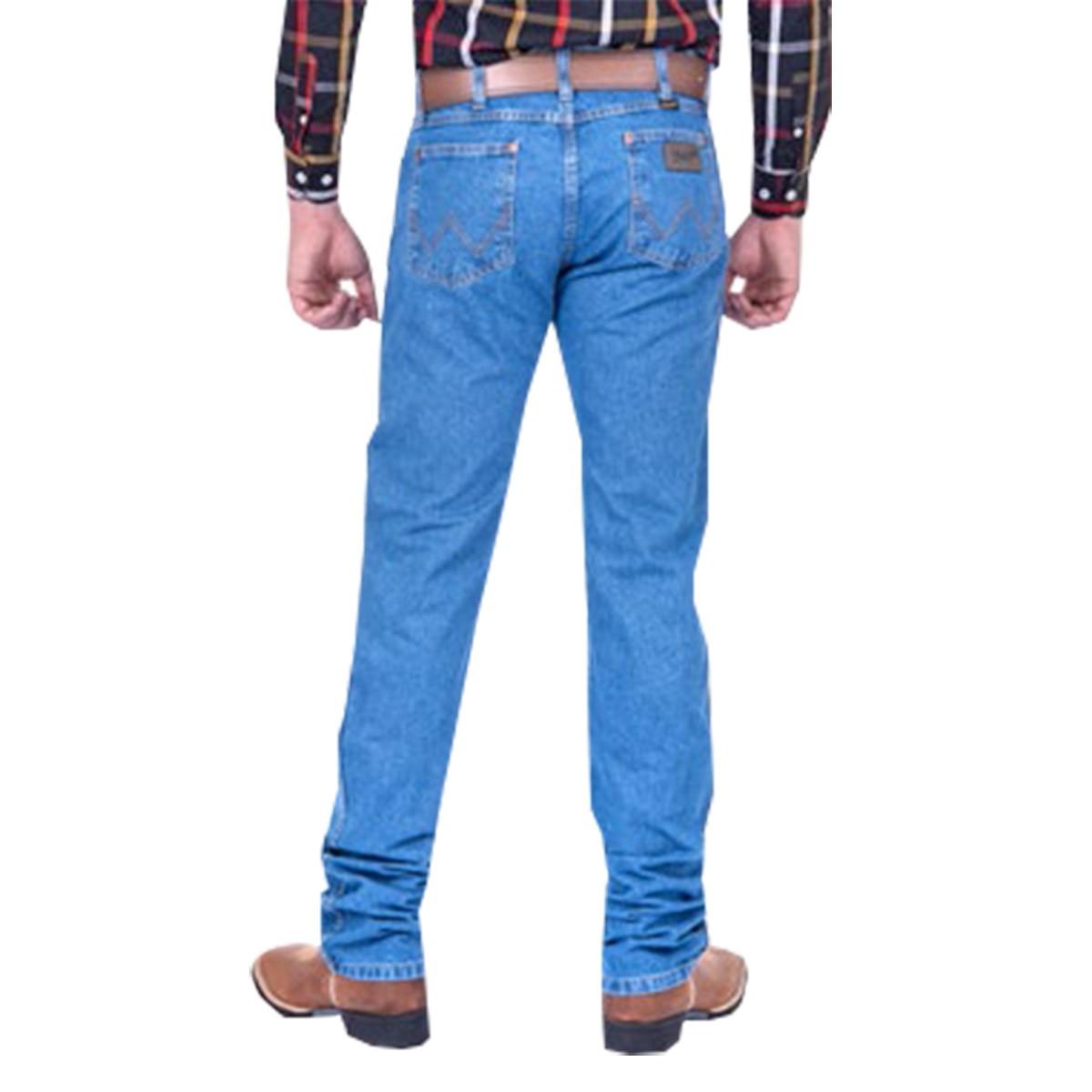 Calça Wrangler Nacional Masculina Jeans 13MWZGK36