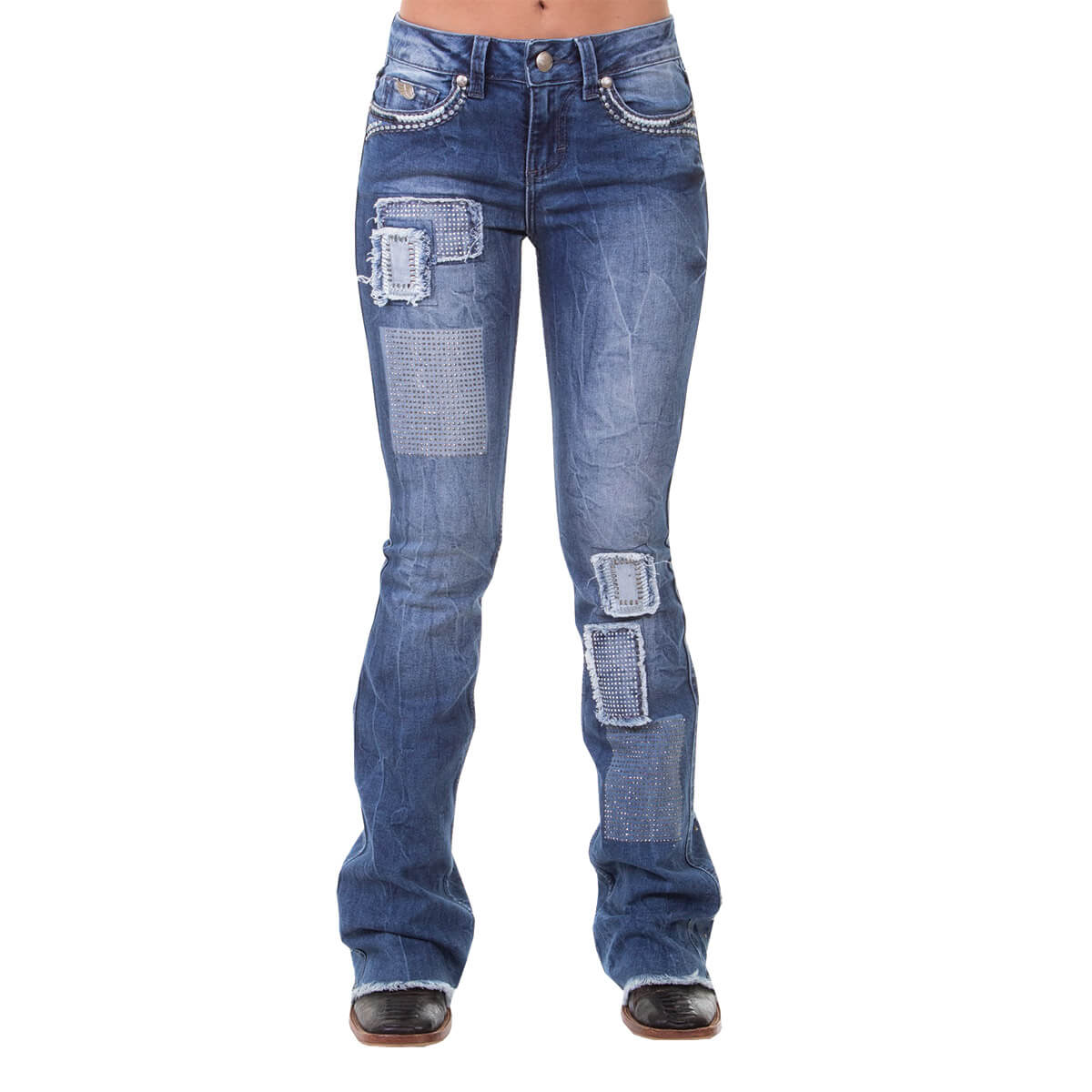 Calça Zenz Western Jeans Blend