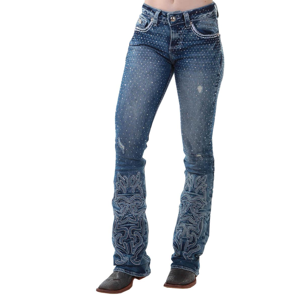 Calça Zenz Western Jeans Cool