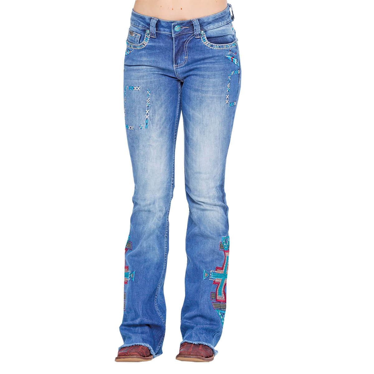 Calça Zenz Western Jeans Denim