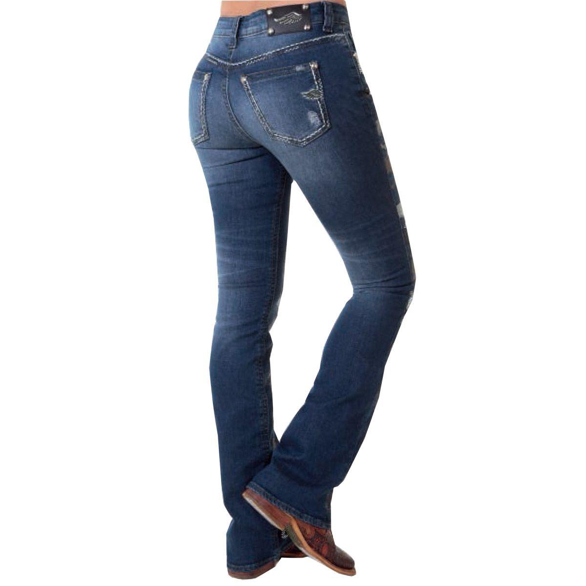 Calça Zenz Western Jeans Hunter