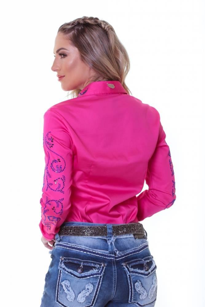 Camisa Feminina Zenz Western Stevi