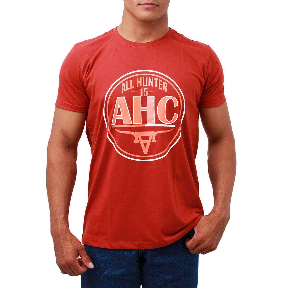 Camiseta All Hunter Vermelha