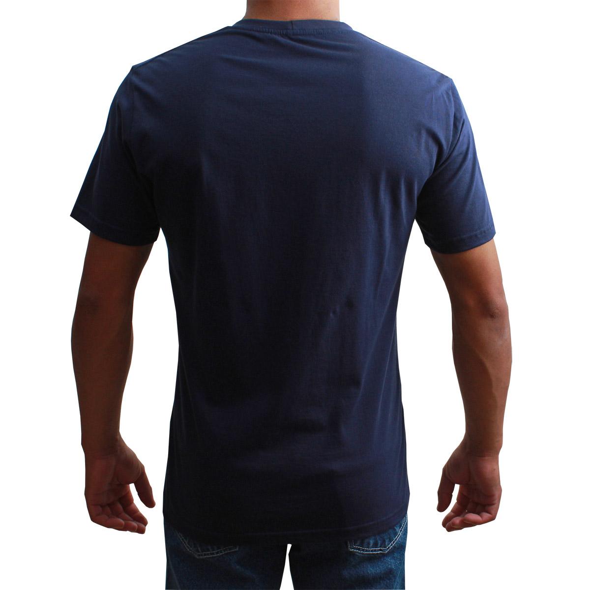Camiseta Indian Farm Masculina Azul Marinho Clothing Brand