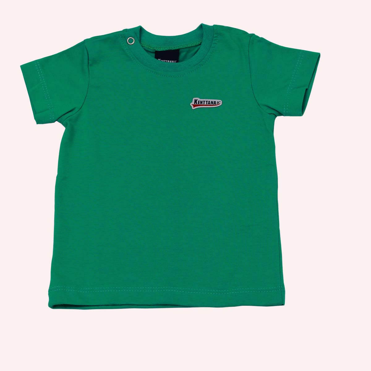 Camiseta Kenttana Verde Baby