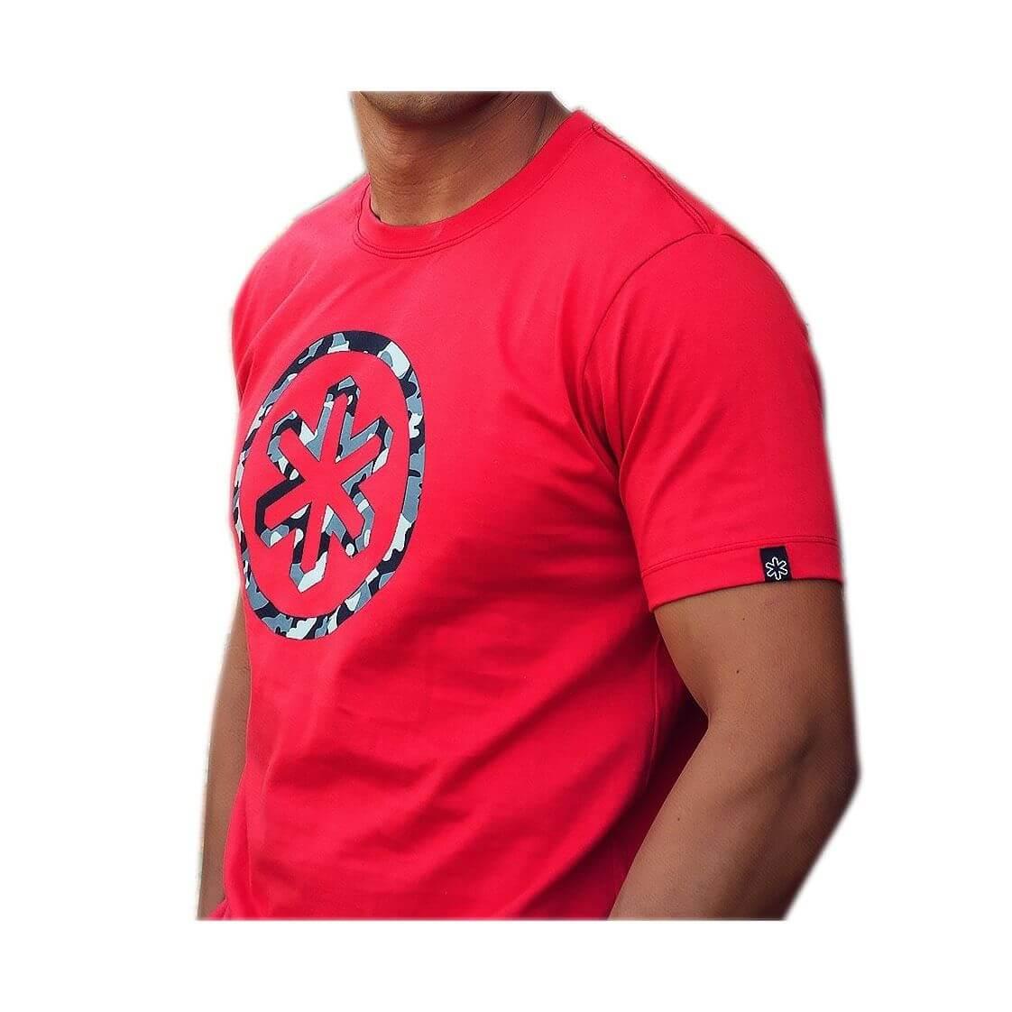 Camiseta Tuff Masculina Bordô Circle Camo - Arena Country Echaporã 86fcbdb163c1c