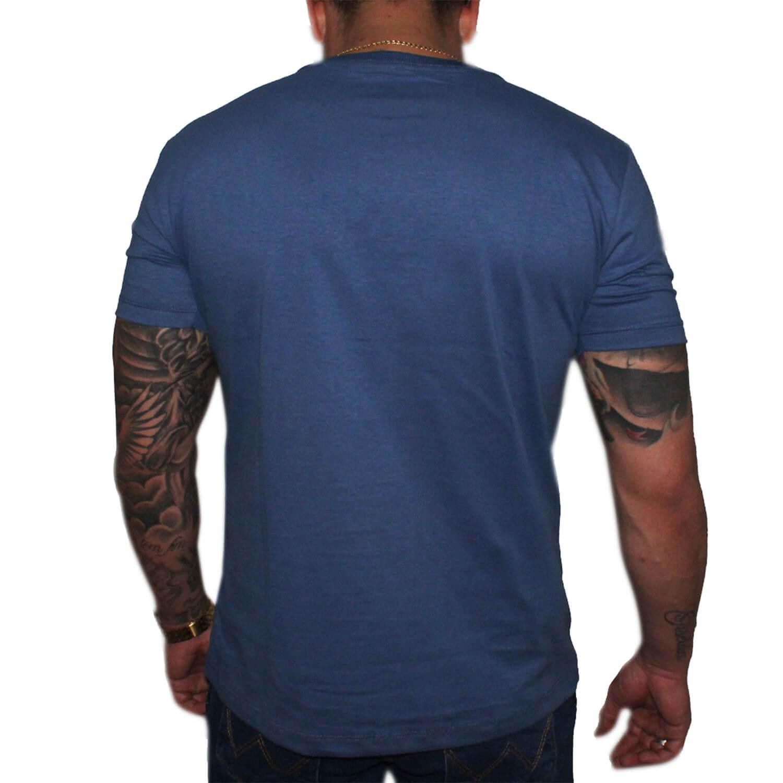 Camiseta Stayrude Masculina Marinho Tradiotinal