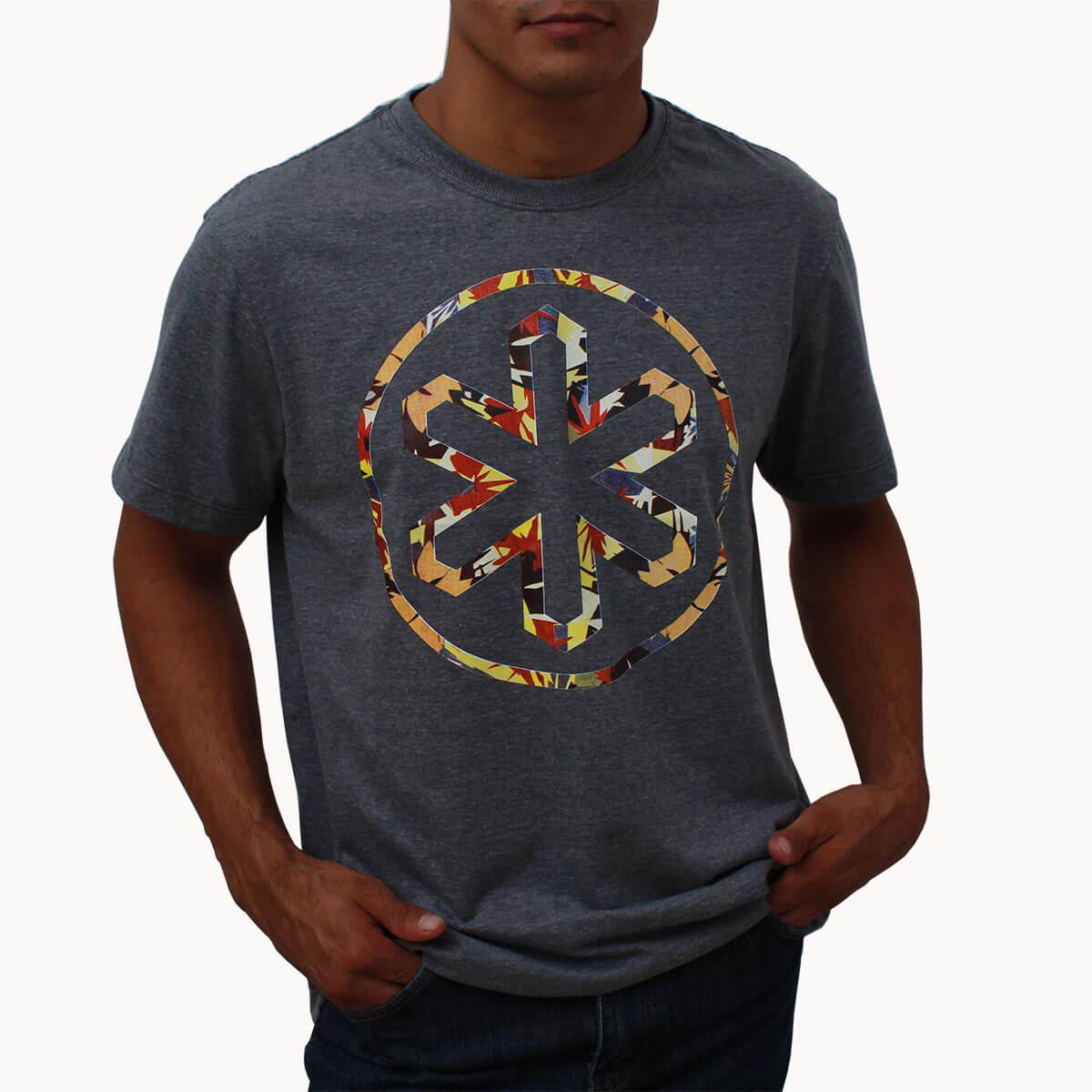 47ac56cfa Camiseta Tuff Masculina Cinza Mescla - Arena Country Echaporã