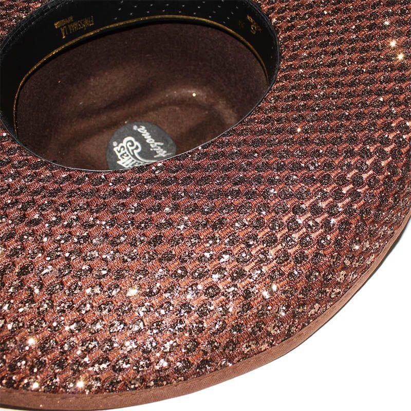 a483eb29cae54 Chapéu Feminino Chocolate Dallas - Arena Country Echaporã