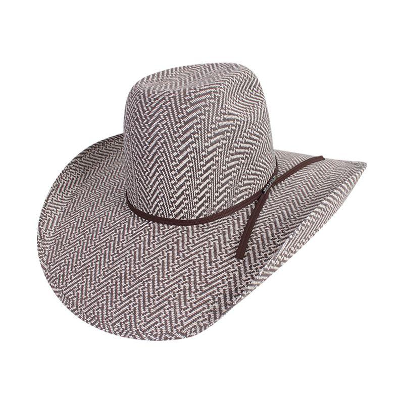 Chapéu Mauney Cotton Marrom Aba 12 Pralana - Arena Country Echaporã 8b2a2ab7844