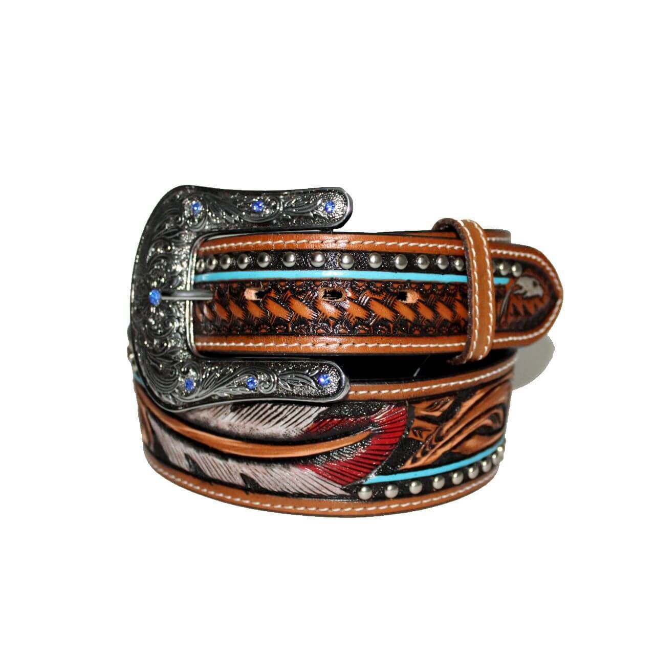 Cinto Arizona Belts Caramelo 7118