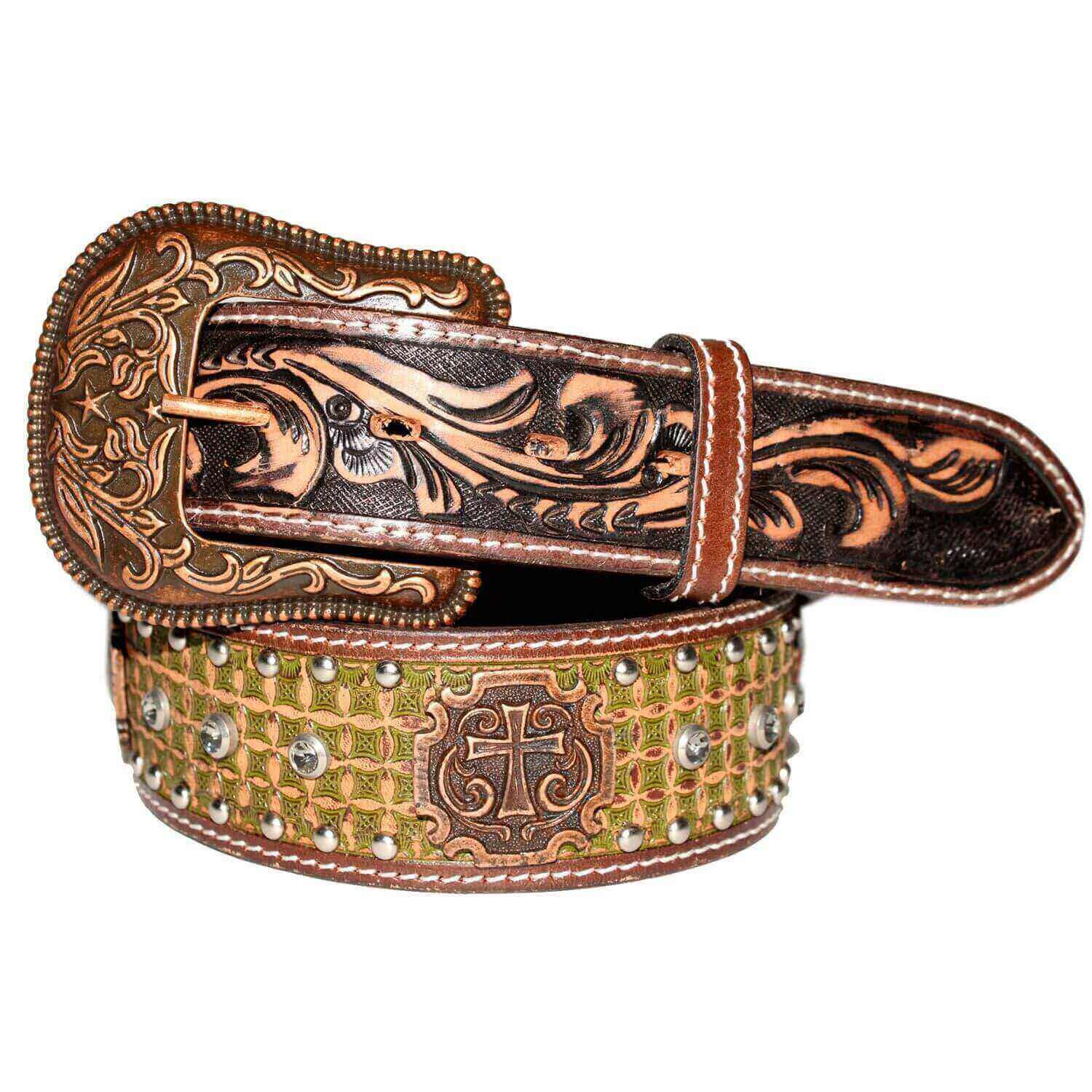 Cinto Fruta Cor 7102 Arizona Belts - Arena Country Echaporã 281b96e4984