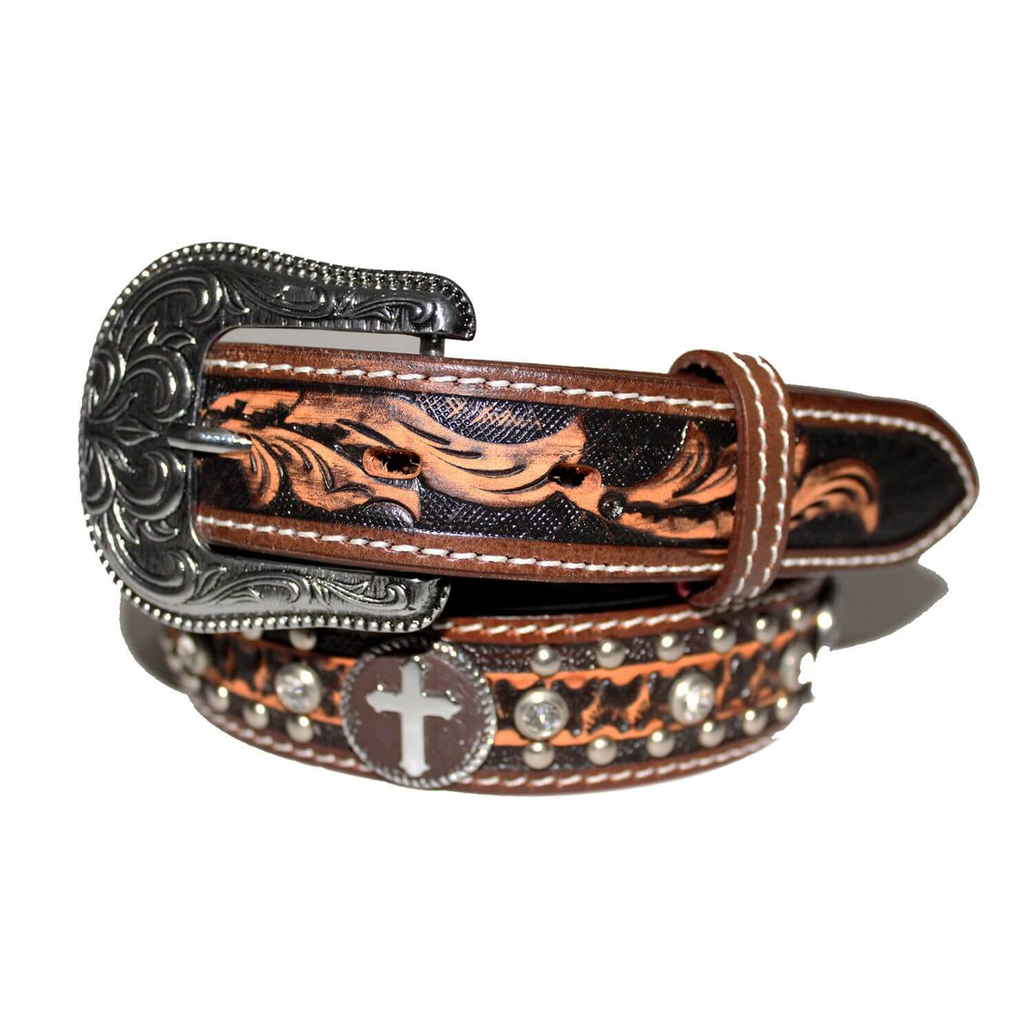 Cinto Arizona Belts Infantil Marrom 6013 - Arena Country Echaporã 697667ac148