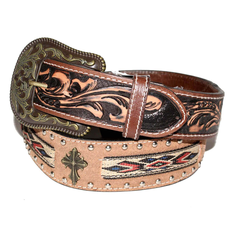 Cinto Arizona Belts Marrom 7086