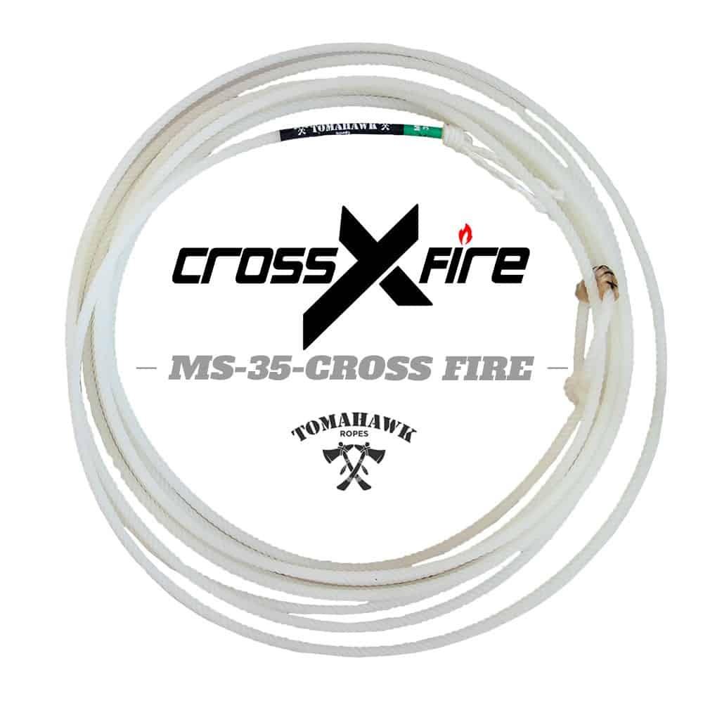 Corda Tomahawk Cross Fire Cabeça MS 31