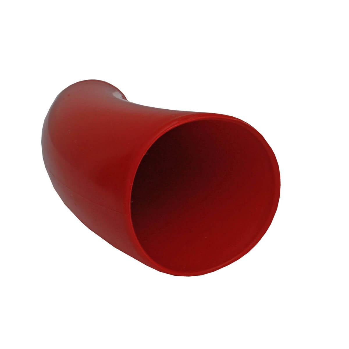 Guampa De Plástico Vermelho