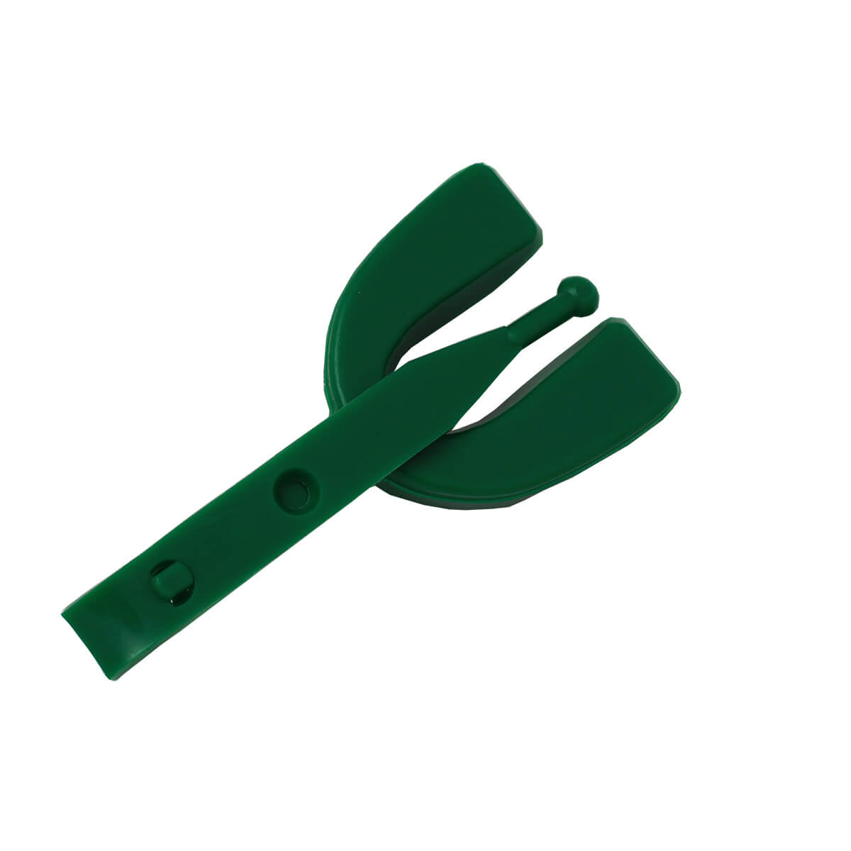 Protetor Bucal Simples Wilson Verde
