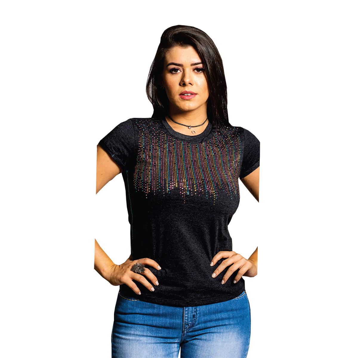 T-Shirt Miss Country Liberdade