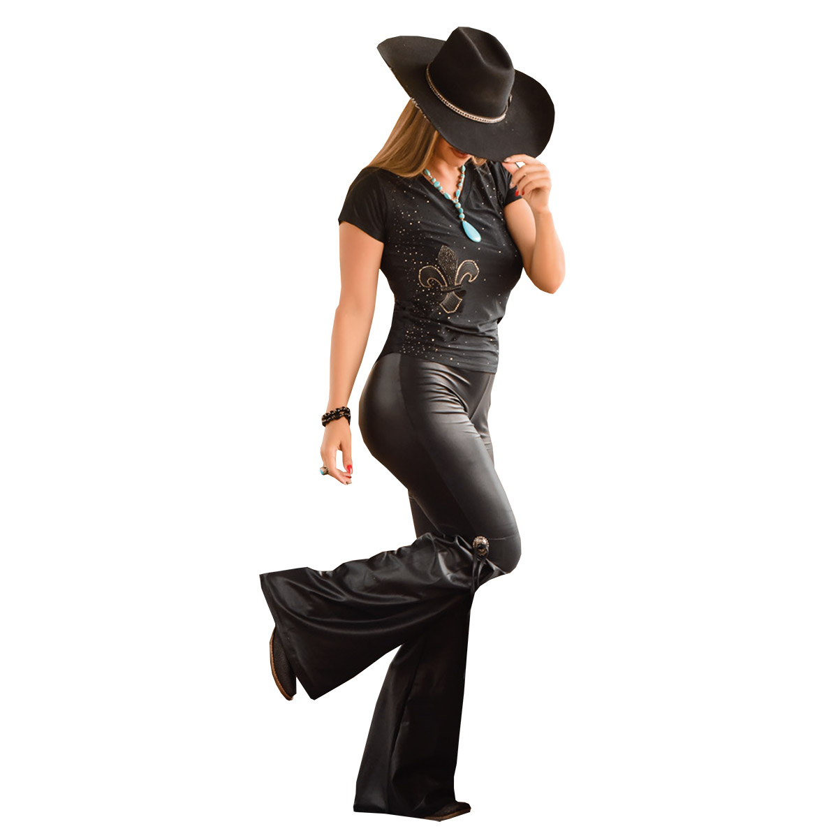 T-Shirt Miss Country Liz
