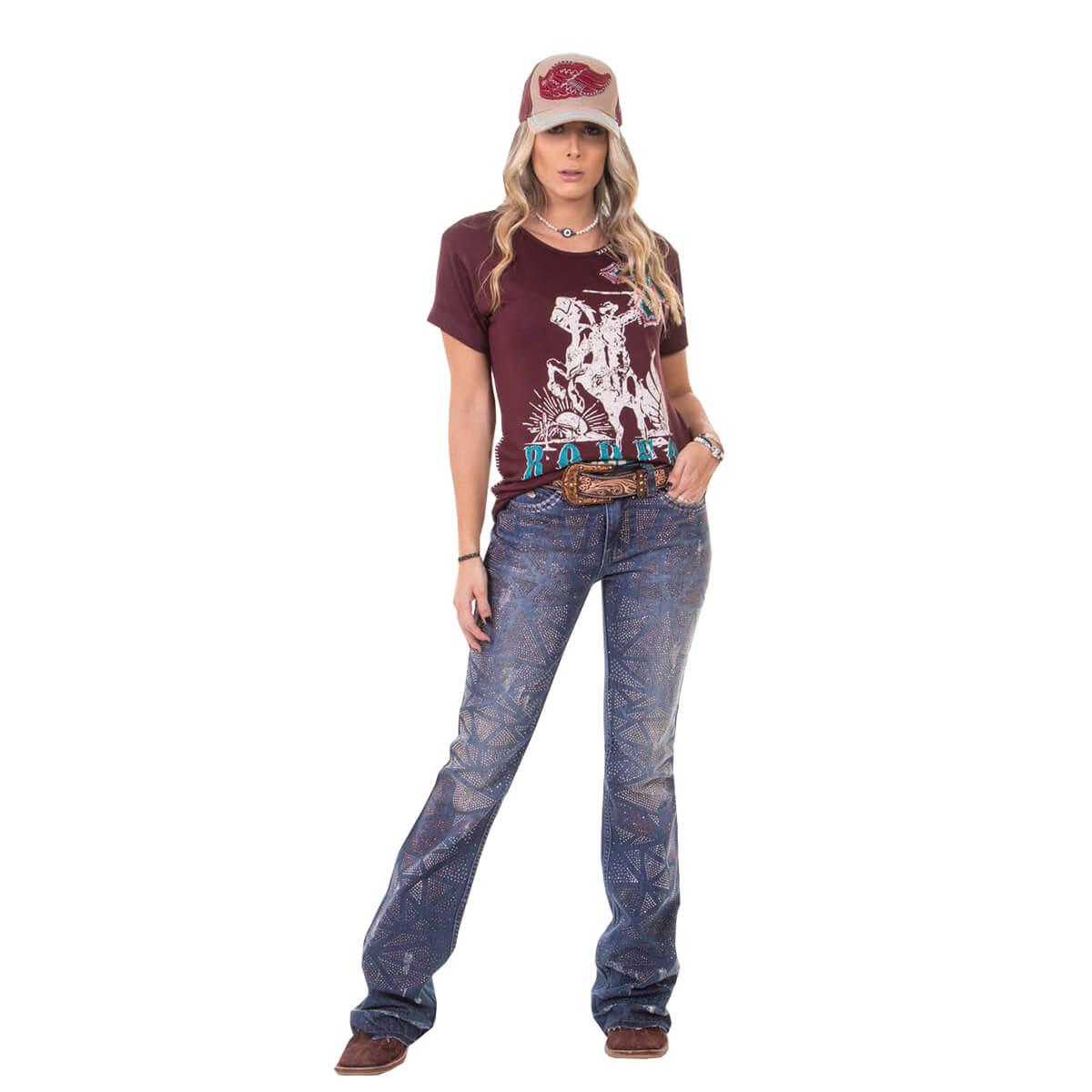 T-Shirt Zenz Western Free