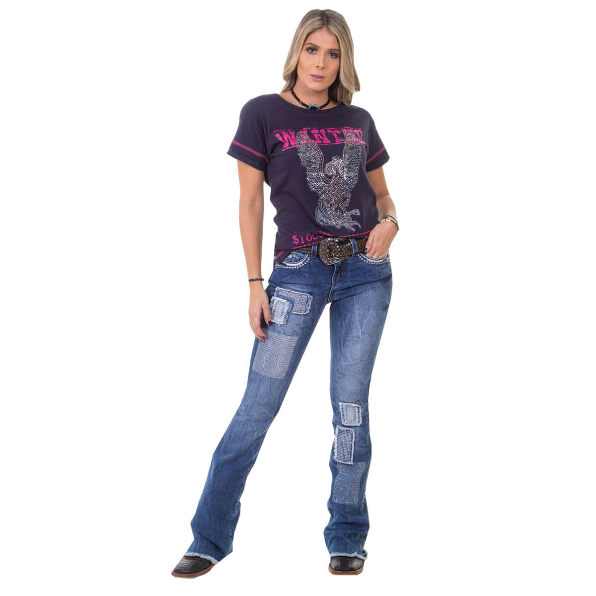 T-Shirt Zenz Western Reward