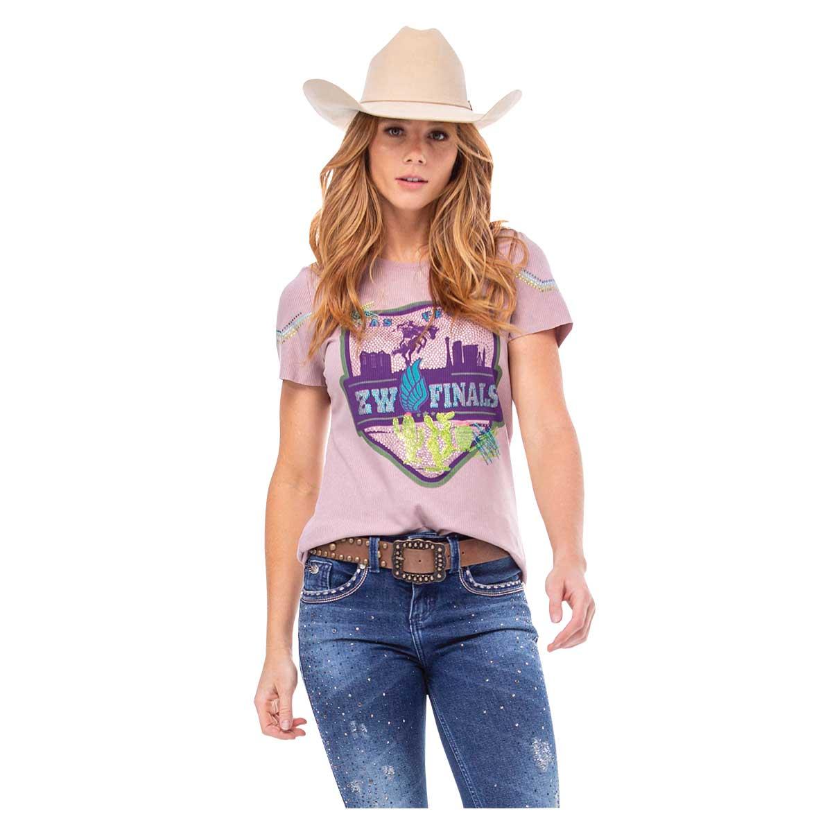 T-Shirt Zenz Western The Mirage