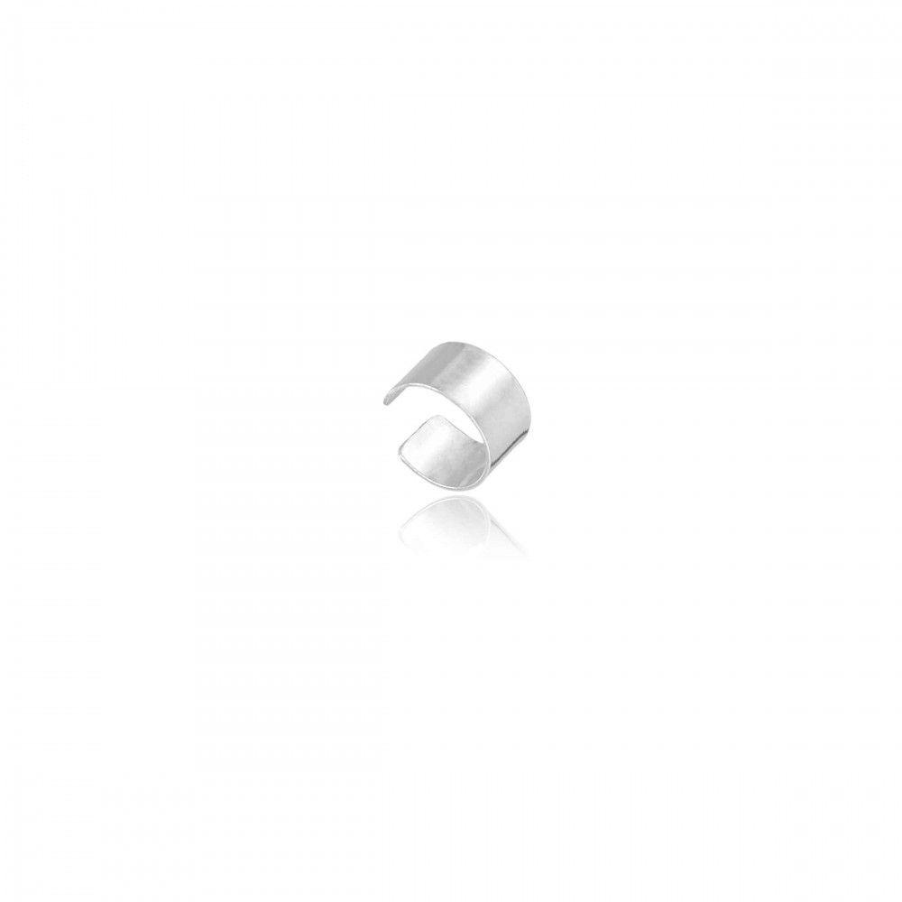 Brinco Piercing Argola Lisa 925