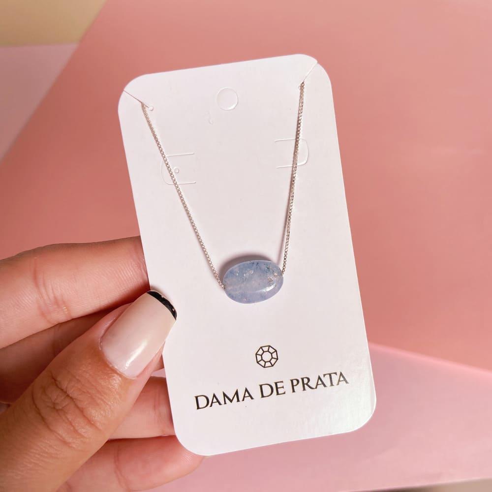 Colar Angelita Prata 925