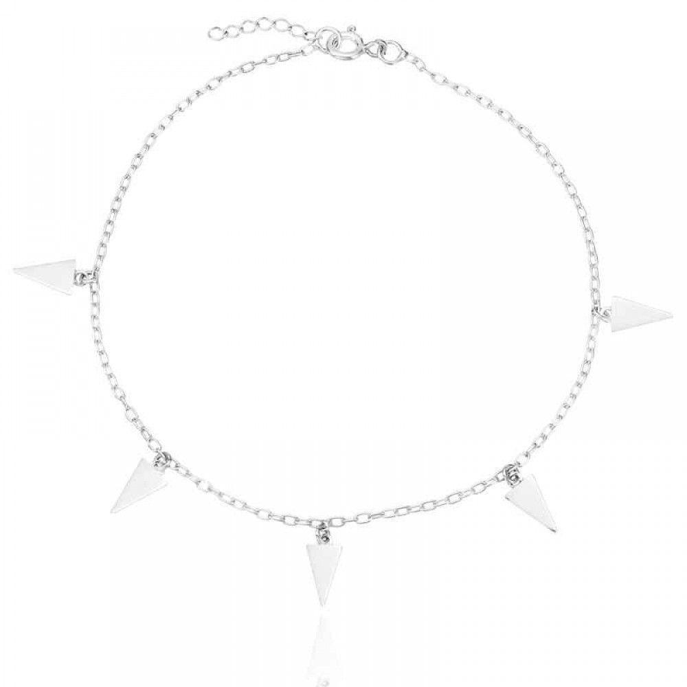 Anel Estrela Prata 925 Envelhecida