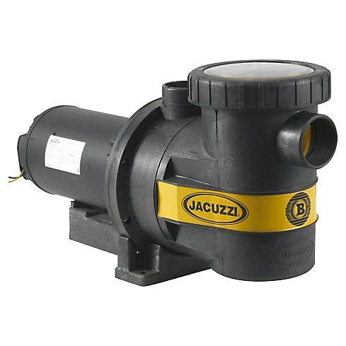 bomba jacuzzi com pr filtro para piscina 2b m 2 0 cv