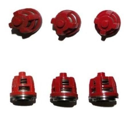 Kit Com 6 Válvulas S/p Karcher Hd 7/13 Maxi E Hd 7/15 Maxi