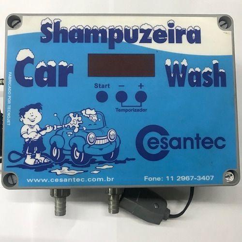 Painel Shampoozeira Digital 1/2 Polegada Cesantec 220v
