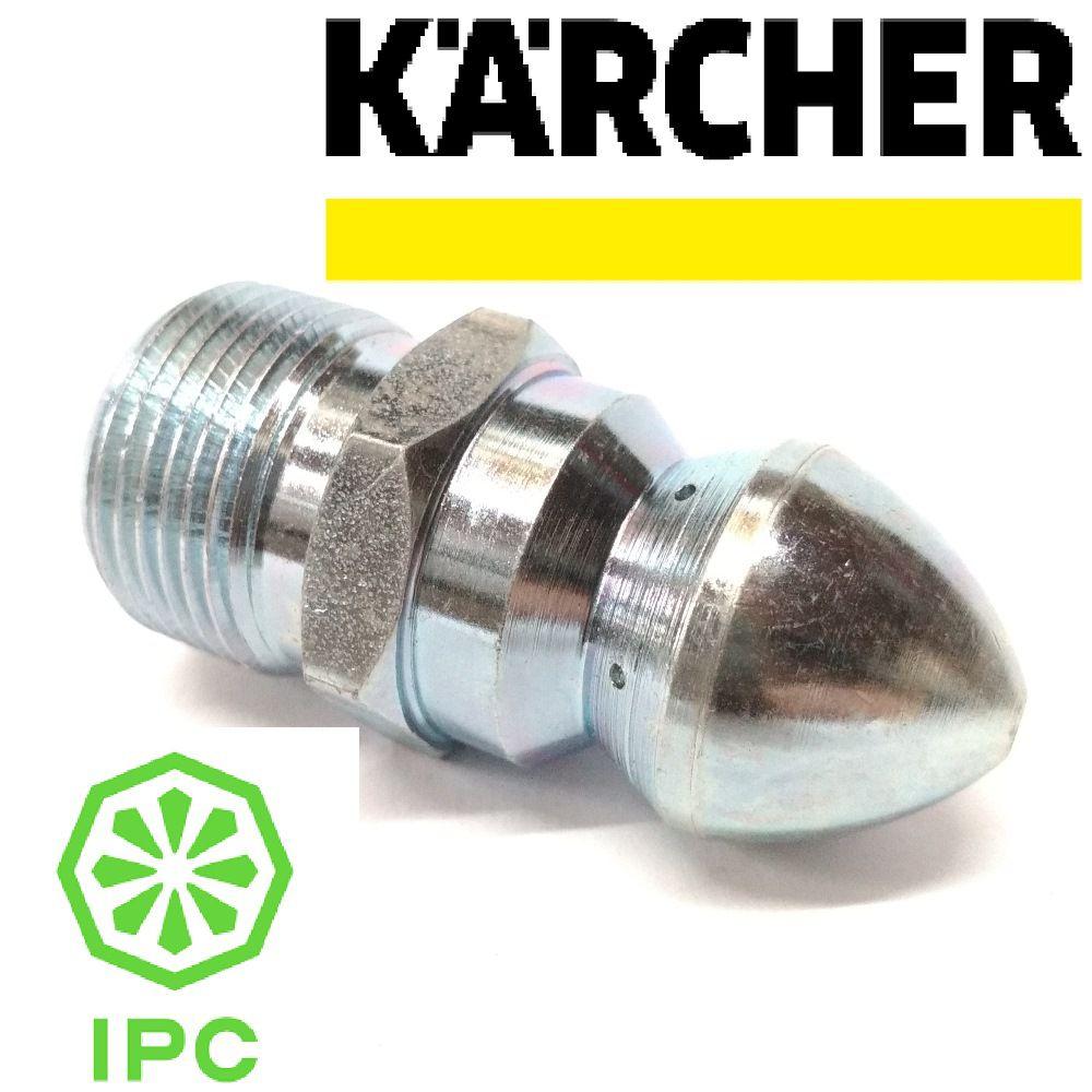 Bico Desentupir tubulação hidrojato Karcher LINHA PROFISSIONAL 9357
