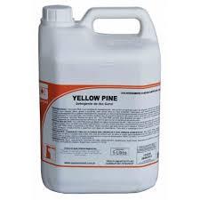 Desengraxante Gel detergente - YELLOW PINE - Spartan 5 LITROS