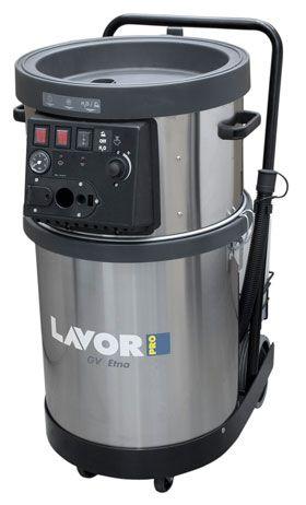 Extratora de Agua Quente e Higienizador a vapor para estofados - GV Etna 3000 - Lavor Wash